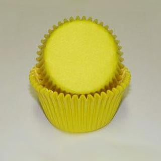 Bake Cup YELLOW- 3/4