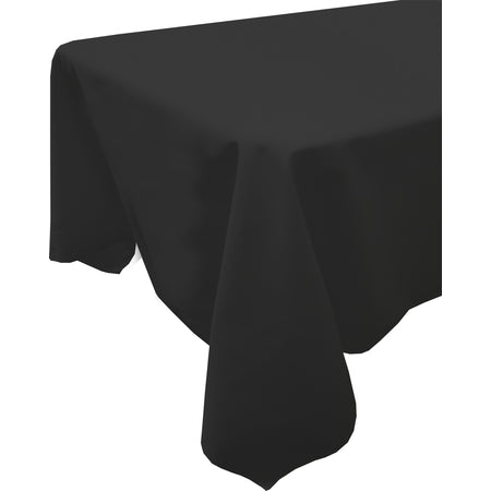Tablecloth Long 52x114 Black