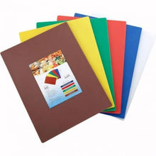 Load image into Gallery viewer, Cutting Board Polyethylene 15x20 Brown