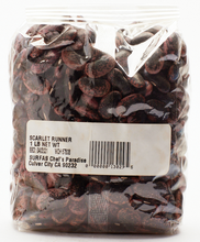 Load image into Gallery viewer, Beans Scarlet Runners 1lb