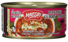 Load image into Gallery viewer, Maesri Panang Curry 4oz