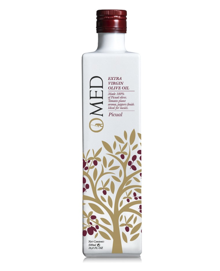 Oil OMed Olive Picual 500ml