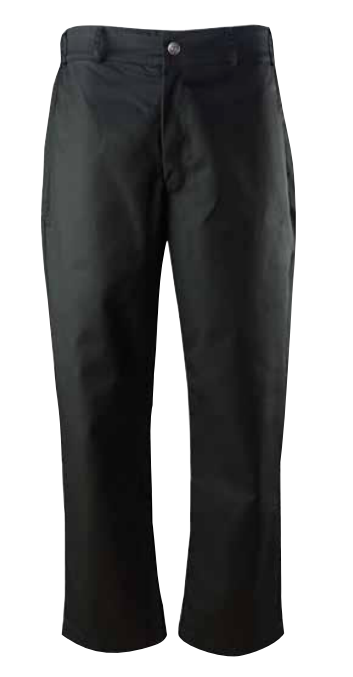 Chef Pants Trouser Black, XL