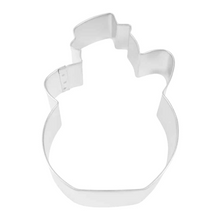 Load image into Gallery viewer, Cookie Cutter Snowman 5""