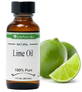 Flavor LorAnn Lime Oil 1oz