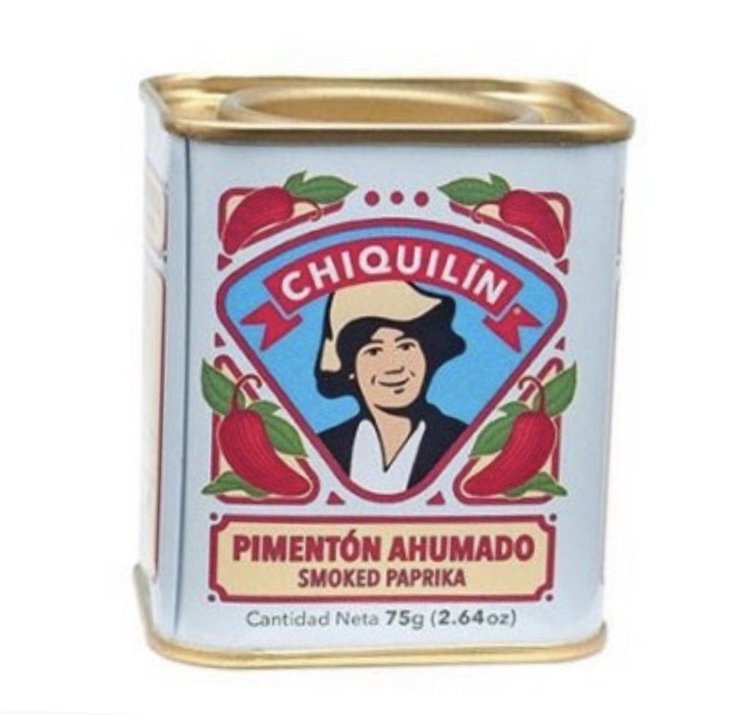 Chile Chiquilin Paprika Smoked 75g
