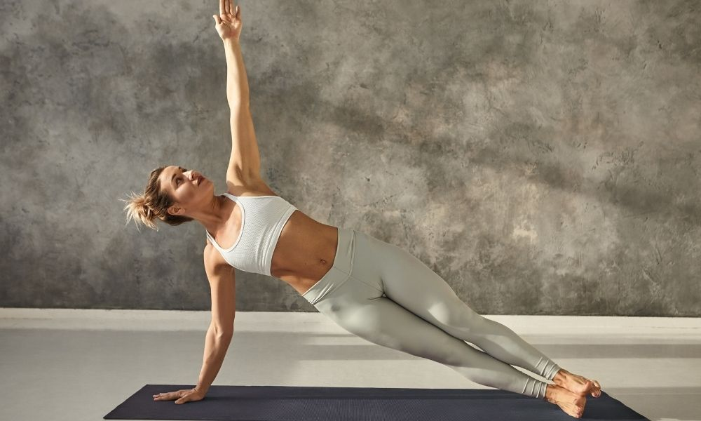 How To Tone Your Arms and Core Without Lifting Any Weights