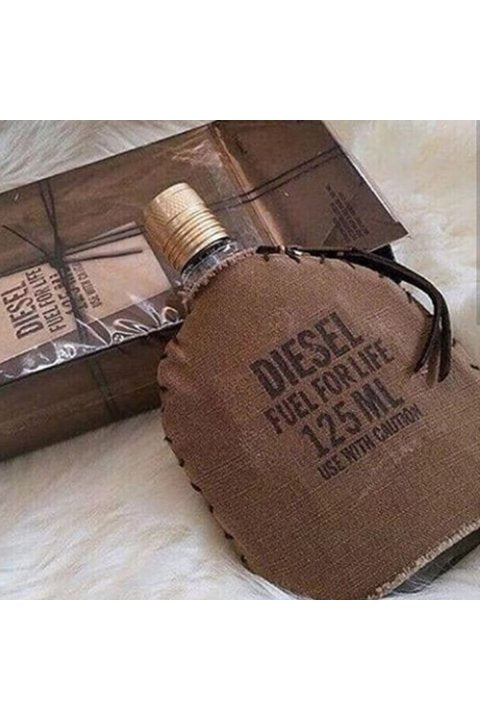 Diesel Fuel For Life EDT 125 ml Erkek Tester Parfüm