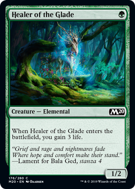 Healer of the Glade