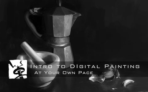 Intro to Digital Painting - AYOP