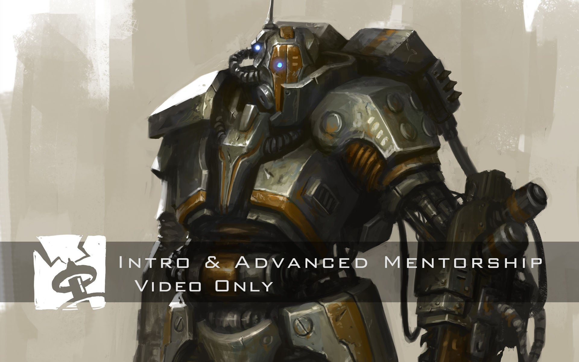 Intro & Advanced Digital Painting - Video Only