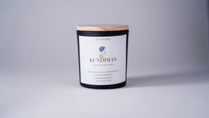 Soy Wax Candle 180ml: KUNDIMAN