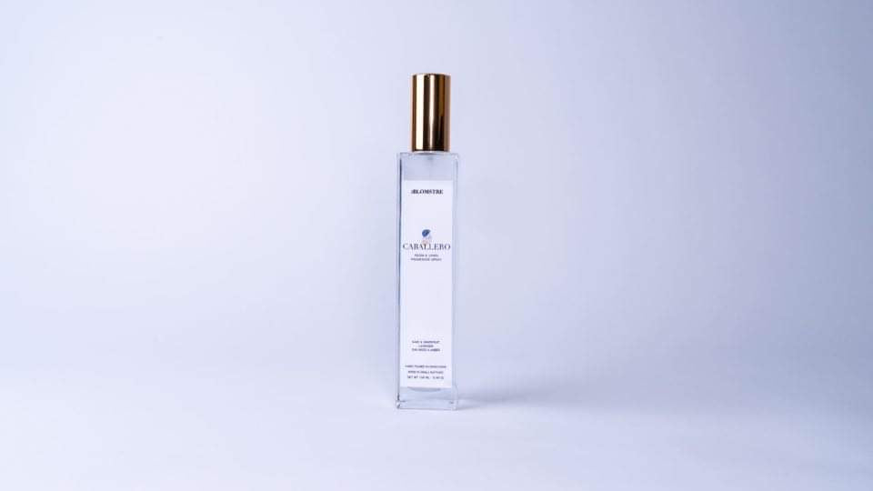 Room + Linen Glass Spray 100ml: CABALLERO
