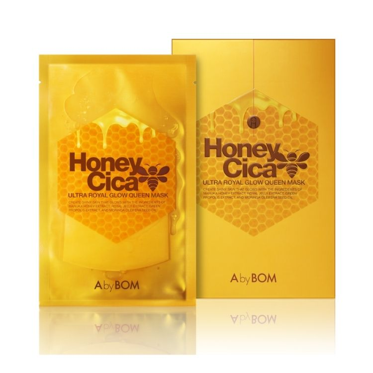 a by Bom SkynSin Honey Cica Sheet Mask