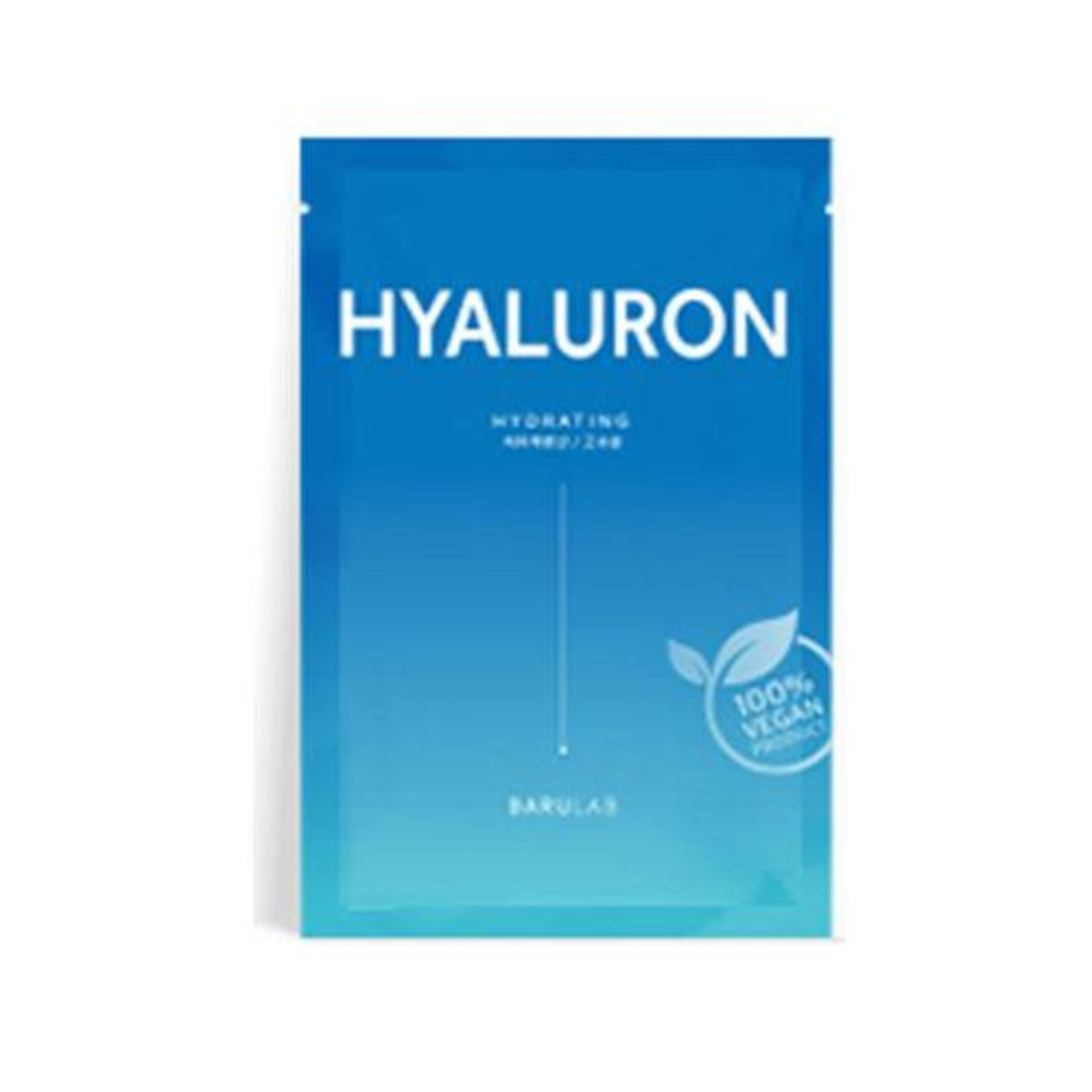 BARULAB The Clean 100% Vegan Mask | Hyaluron - 1 pc