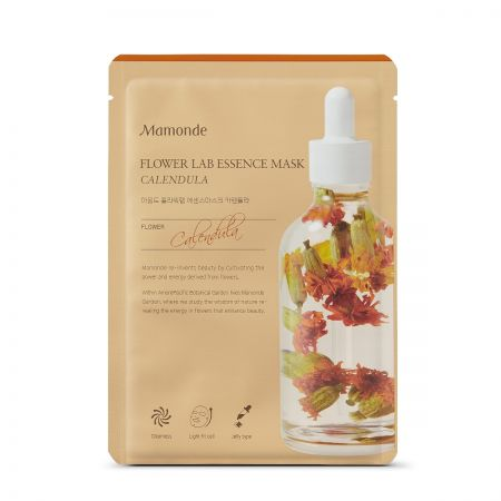 Mamonde Flower Lab Essence Mask - Calendula - 1pc