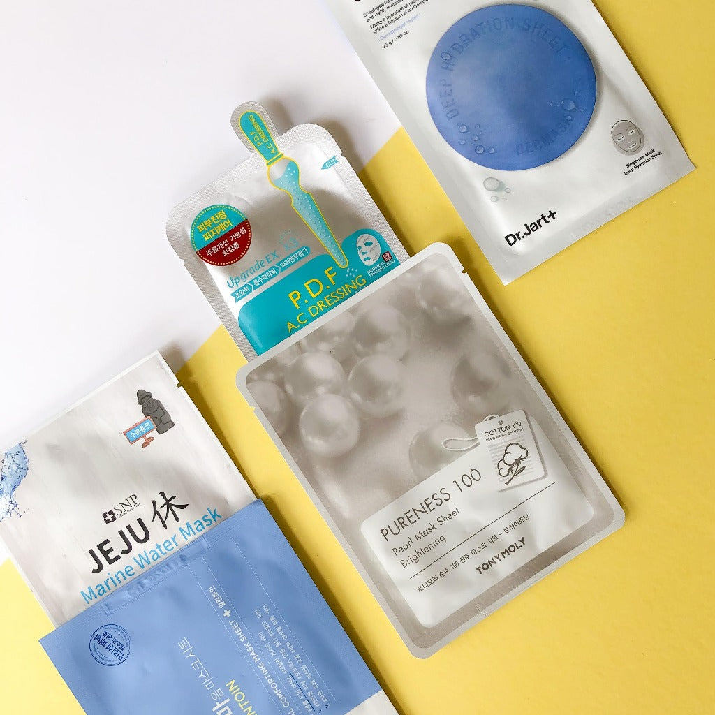 Super set skin relief kit