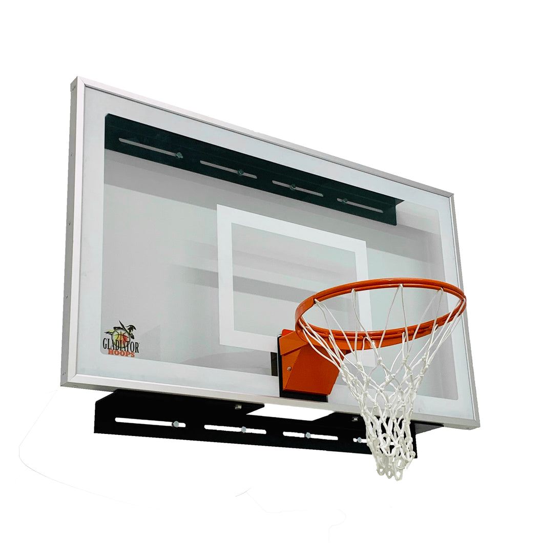 Wall Mount Fixed height Hoop