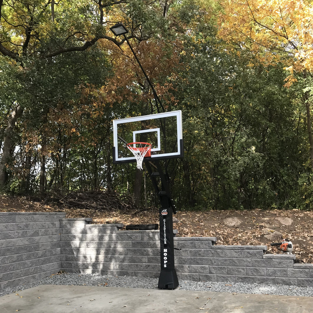Basketball Hoop Light