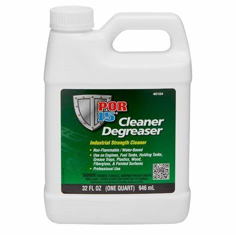 POR 15 Marine Clean Cleaner Degreaser, Quart