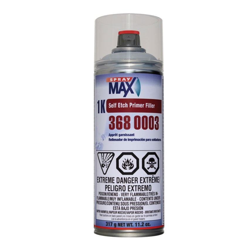 SprayMax Self Etch Primer Filler