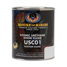 Load image into Gallery viewer, House of Kolor - USC01 Kosmic Urethane Show Klear