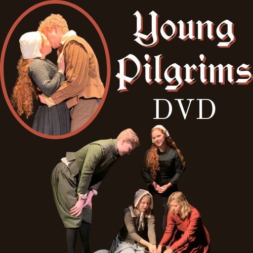 DVD - Young Pilgrims the Play