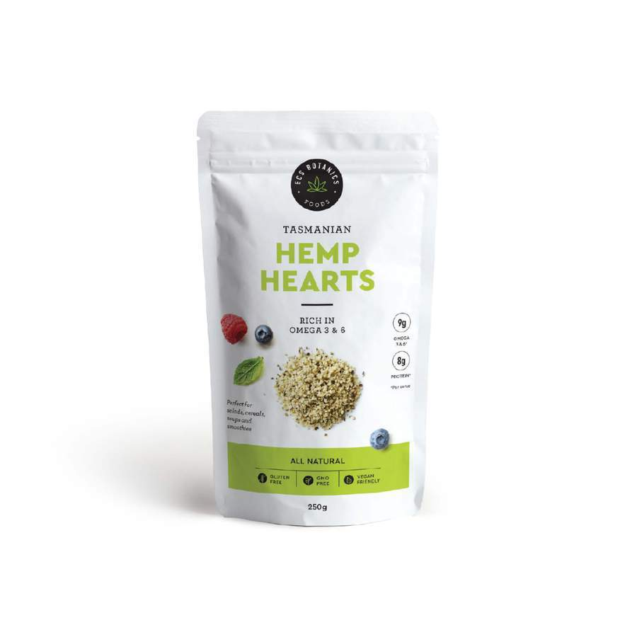 Hemp Factory Australia Hemp Seeds Hemp Hearts (Hulled Seeds)