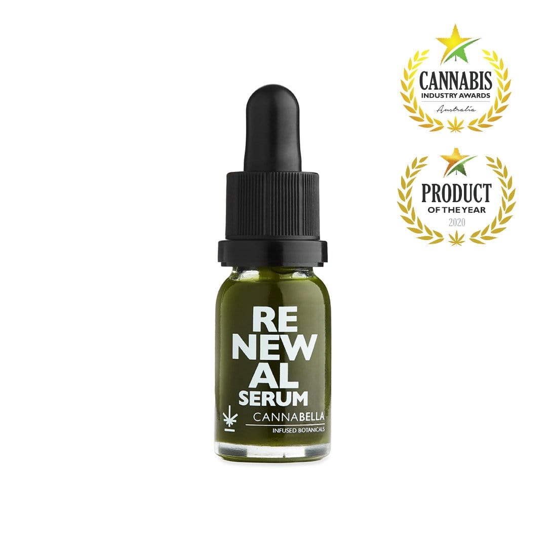 Hemp Factory Australia Skincare Serum Renewal Serum - 10ml - 30 ml $34-$74