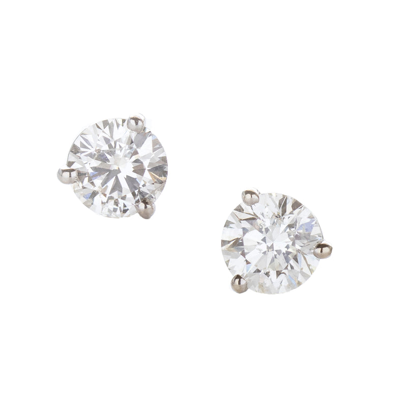 Diamond (1.21ctw) Studs