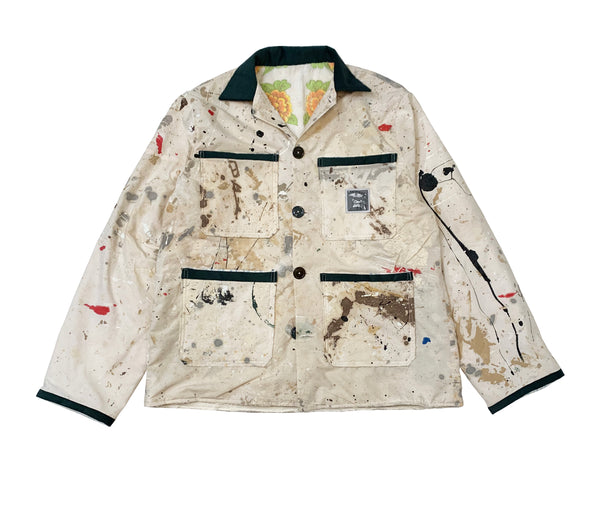 drop cloth chore jacket