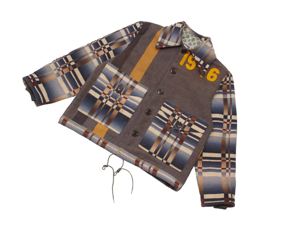 blanket robe stadium jacket