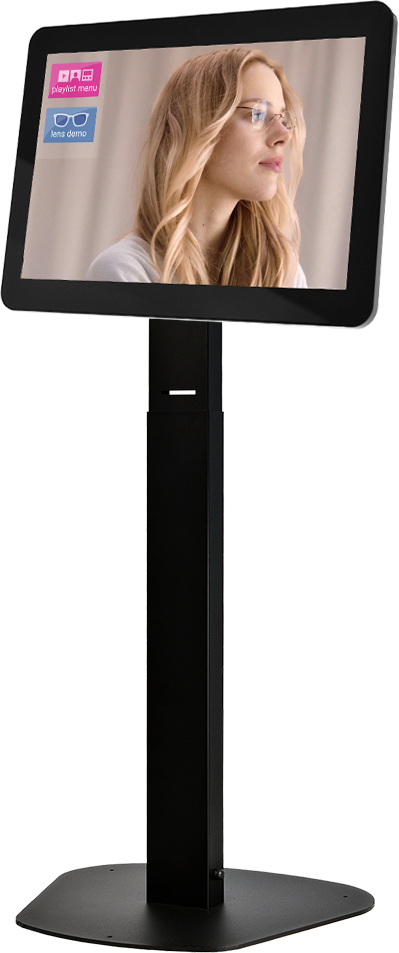 Large Retail Ready Tablet - 24 Inch Display