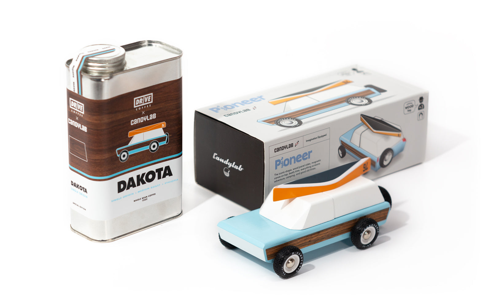 Drive Dakota Coffee Set