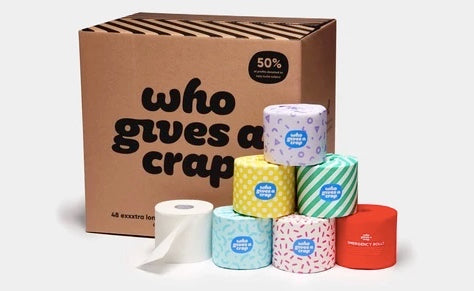 ULU Swim and Surf // 100% recycled toilet paper - Who gives a crap