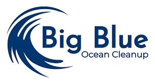Partnership with the Big Blue Ocean Clean Up