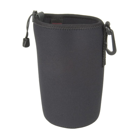 "OP/TECH Snoot Boot Lens / Accessory Pouch - Widebody Large - 4.5"" DIA x 8"" L"