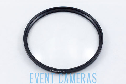 NGO 49mm - 4 Filter Close Up Kit +1 +2 +4 +8  w/Pouch & Cleaning Kit    FK006-49