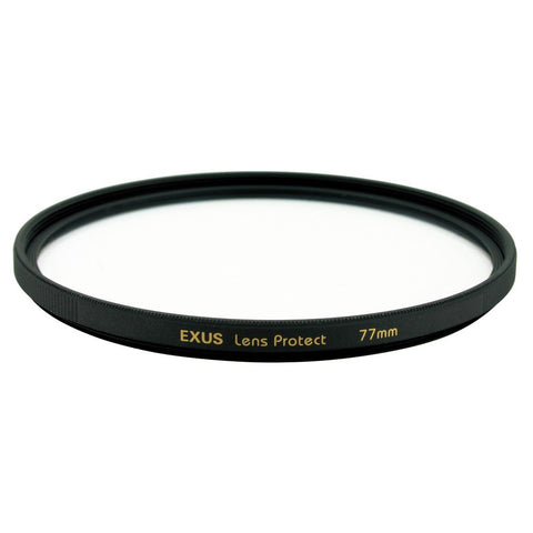 Marumi 49mm EXUS Lens Protect Filter - Anti-Static and Stain-Resistant - AMXLP49