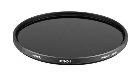 Hoya PROND 62mm ND-4 (0.6) 2 Stop ACCU-ND Neutral Density Filter XPD-62ND4