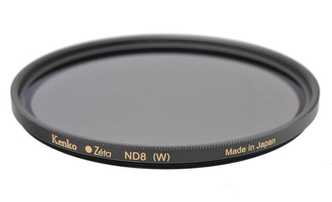 Kenko - Tokina Zeta 58mm Neutral Density ND-8 (0.9) - ZR Super MC KZ-58ND8