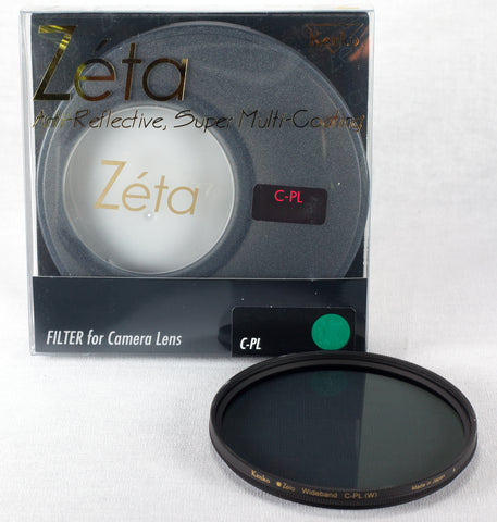 Kenko - Tokina Zeta 67mm CPL Wideband- Super Multi Coated - Circular Polarizer