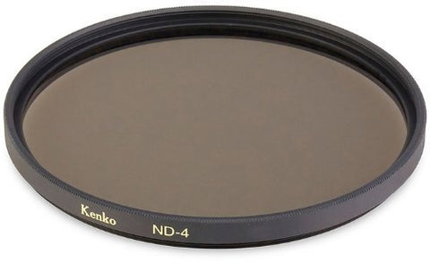 Kenko-Tokina 58mm ND-4 (ND0.6) Digital Neutral Density Camera Filter - KB-58ND4