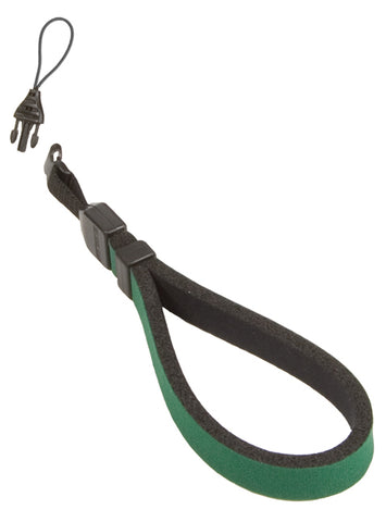 "OP/TECH Cam Strap QD-FOREST-10"" long w/ 3/8"" Mini Quick Disconnect MPN: 1819021"