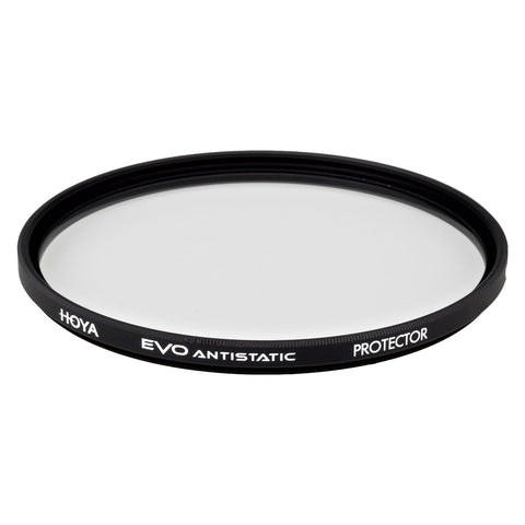 Hoya EVO ANTISTATIC 62mm Clear Protector Filter AUTHORIZED DEALER XEVA-62PROTEC