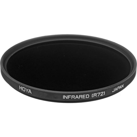Hoya 46mm Infrared R72 (720nm) Special Effect Filter - Made in Japan B-46RM72-GB