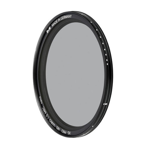 B+W 58mm XS-Pro Digital ND Vario MRC-Nano Neutral Density Filter MPN: 66-1075248
