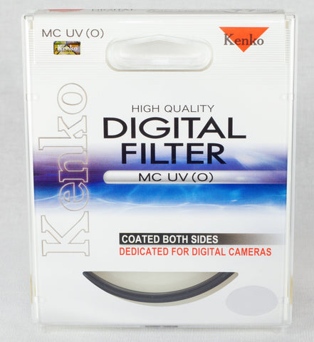 Kenko-Tokina 43mm UV (0) Filter Digital Multi-Coated Japanese Optical Glass