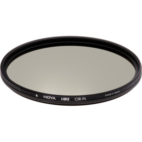 HOYA HD3 55mm Circular Polarizer - Ultra-Hard 16 layer MC Filter XHD3-55CRPL