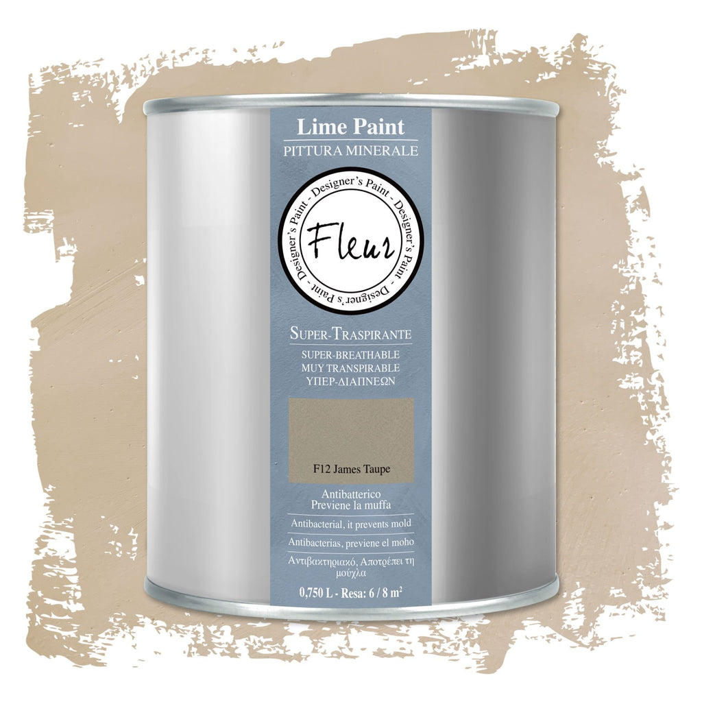 PINTURA LIME PAINT JAMES TAUPE 750 ML